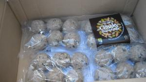 Chunky Dumpling fat balls.  Yum